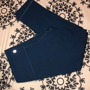 Lulu lemon leggings cropped